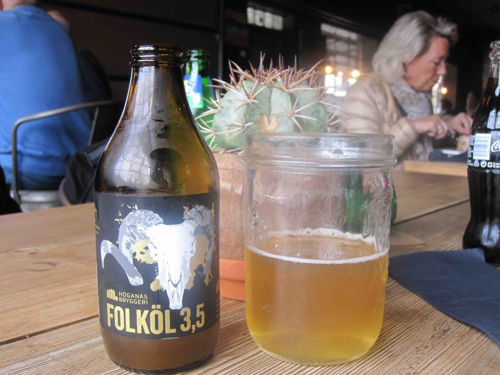 Øl i Höganäs