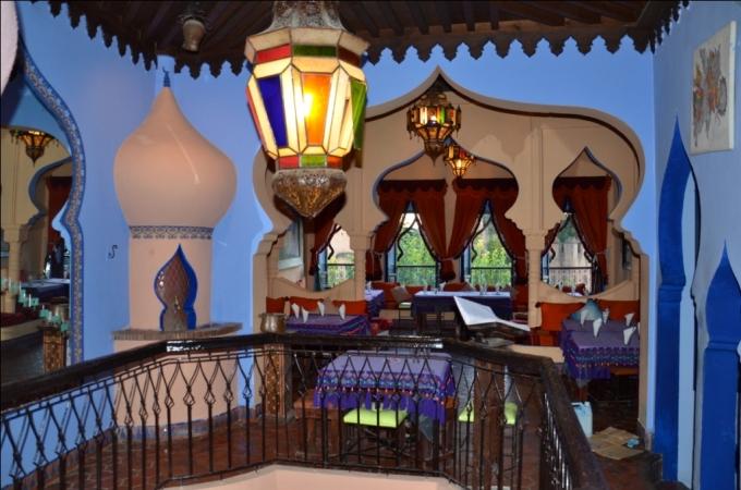 Chefshaouen Marokko