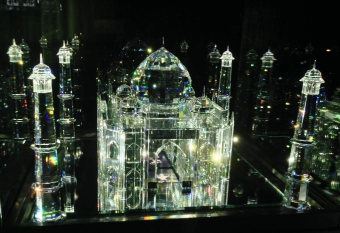 Swarovski Kristallwelten Krystalmoske