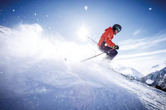 Ski i Ötztal, Østrig