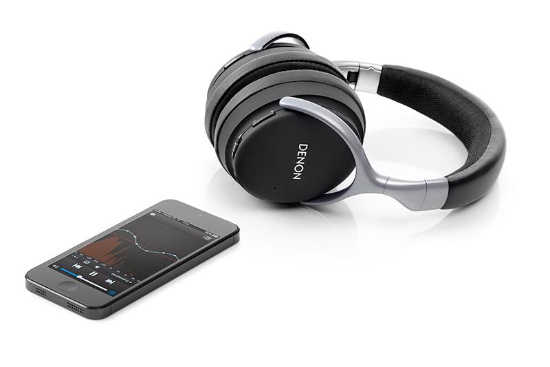Denon trådløs hovedtelefon
