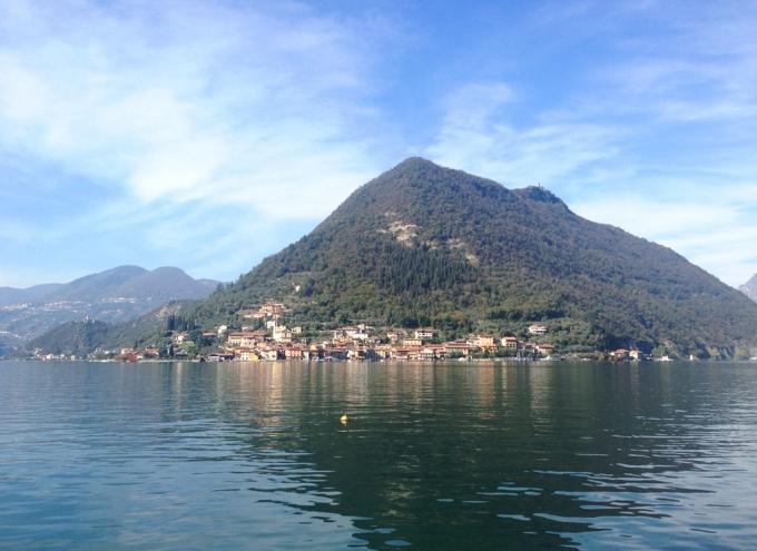 Monteisola, en ø i Iseosøen, Italien. Foto: Karen Seneca/Rejseblokken.dk
