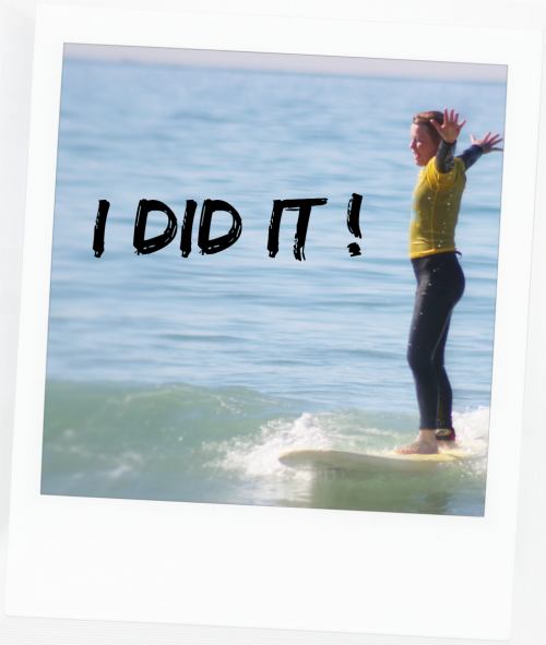 Surfing Marocco