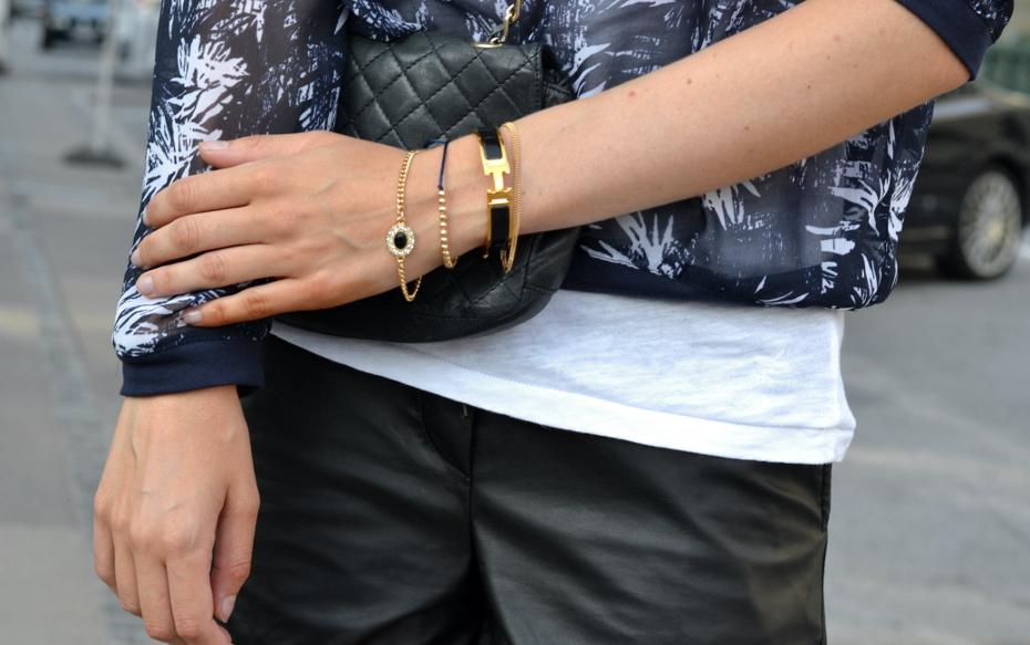 hermes clic bracelet
