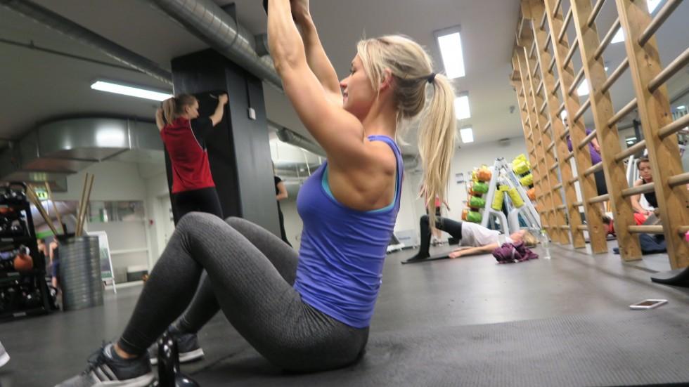 lukkemuskel fitness dk Svendborg timer