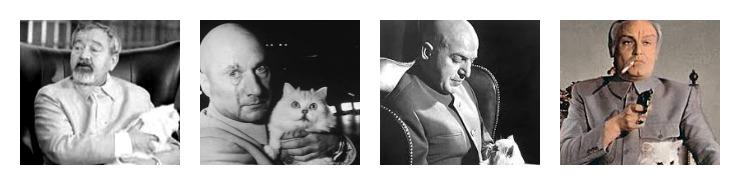 Blofeld Collage