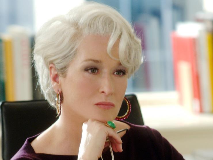 Meryl Streep The Devil