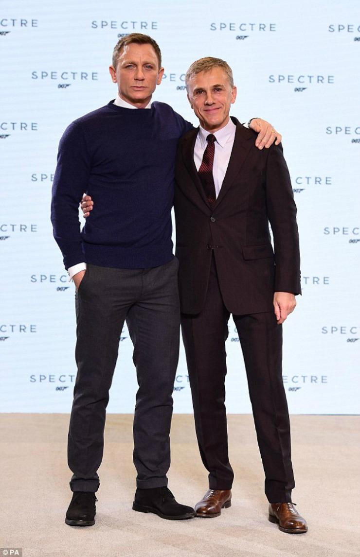 Spectre Bond og Waltz
