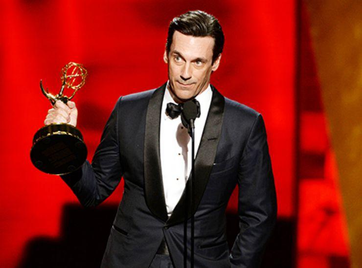 jonhamm Emmy pris