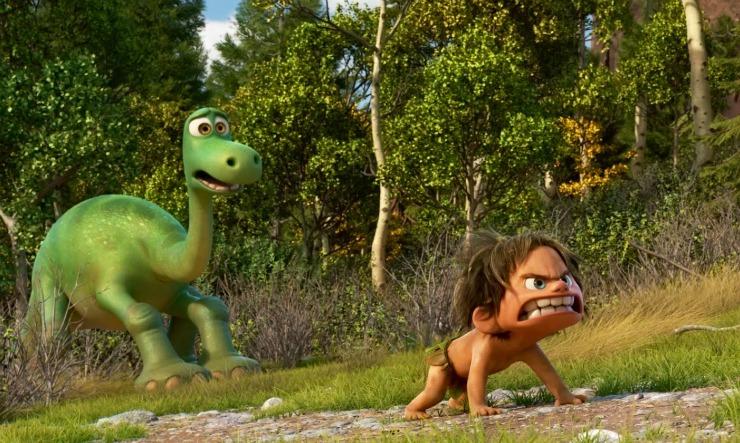 Den Gode dinosaur Pixar Disney