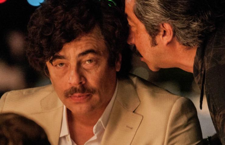 Escobar Paradise Lost, Benicio