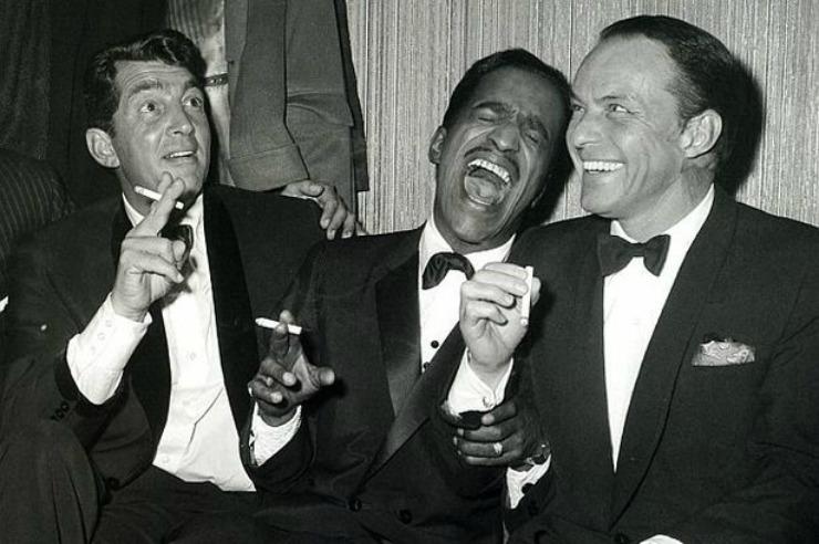 Frank Sinatra Rat pack