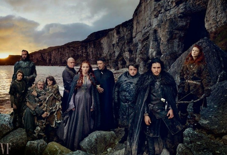 Games of Thrones sæson 6