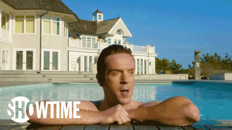Billions_Damian Lewis_swimmingpool