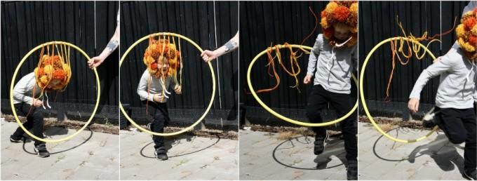 løvemanke Collage