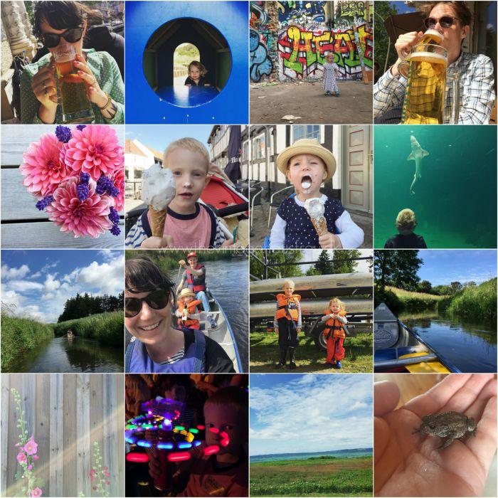 postkort Collage