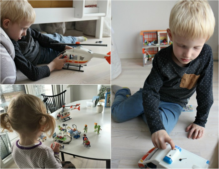 Playmobil Collage 2