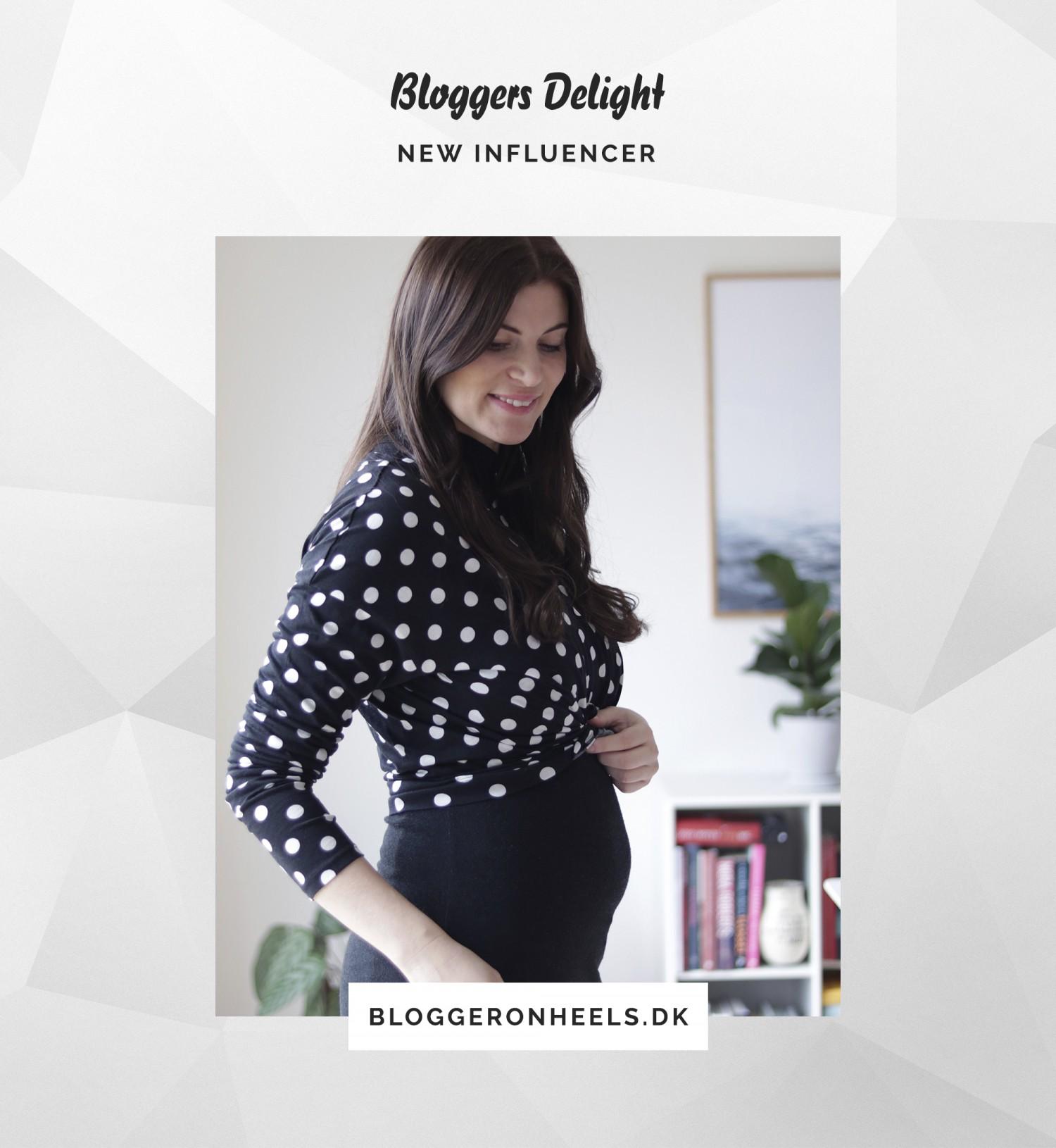 bloggeronheels