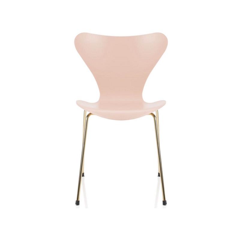 Lyserøde stol