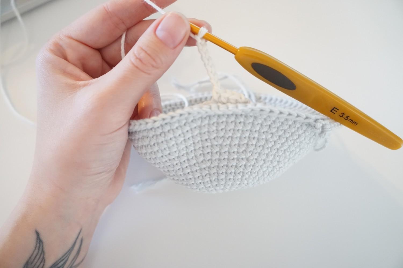 Cómo Tejer Tortuga con Flores Africanas Crochet / Paso a paso | 1000x1500