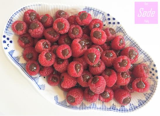 Fyldte hindbær 1