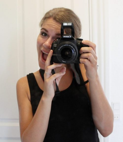 Michelle Conradsen spejlreflekskamera