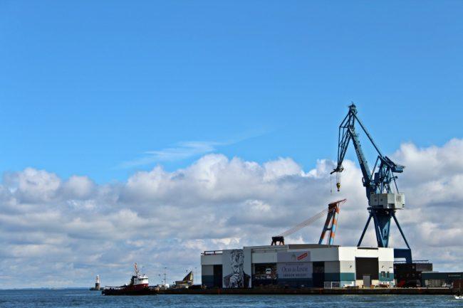 MissConradsen Aarhus havn