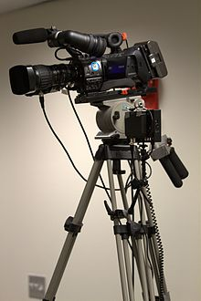 220px-Video_camera_for_Wikimania_2012_Conferences_-_Flickr_-_Pierre-Selim