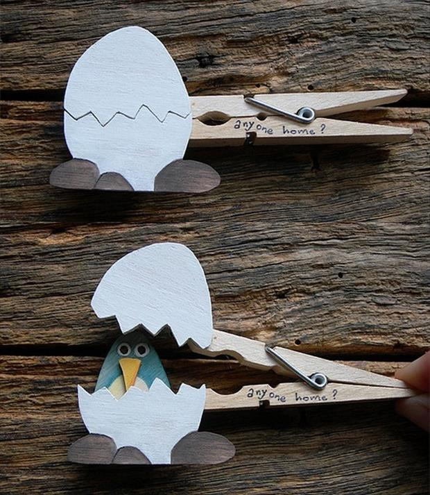 Easy-Easter-DIY-Crafts-Clothes-pin-fun