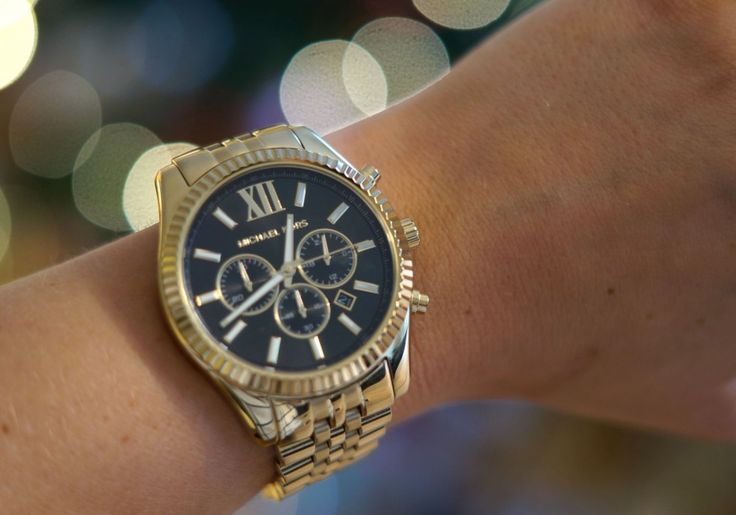 MICHAEL KORS LEXINGTON WATCH