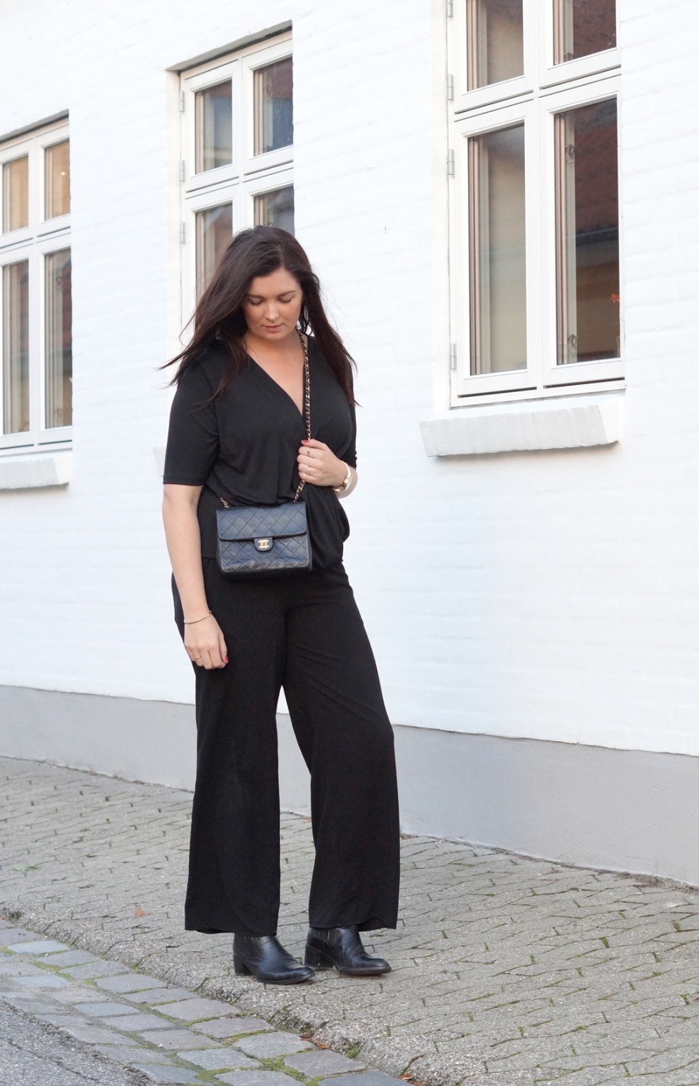 OUTFIT: ALL BLACK