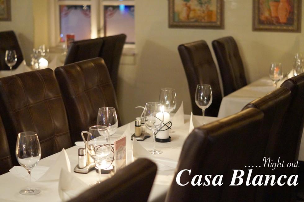 RESTAURANT CASA BLANCA AALBORG