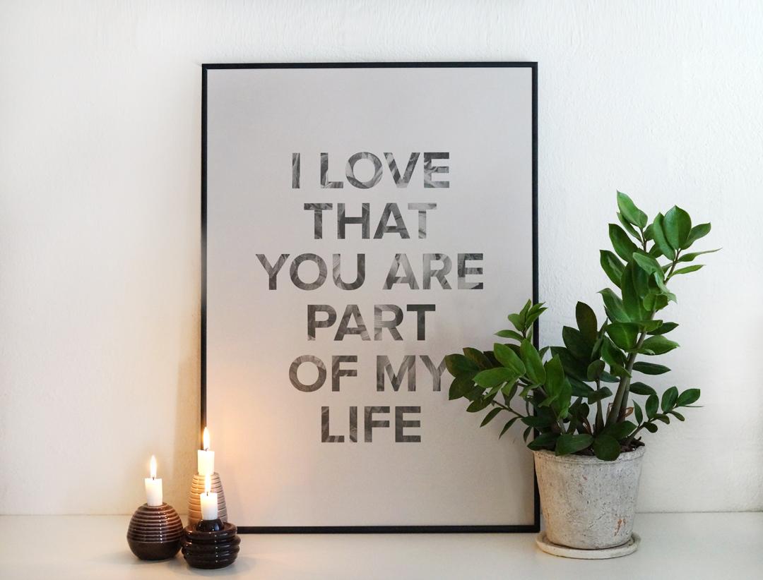LOVE MY TYPE
