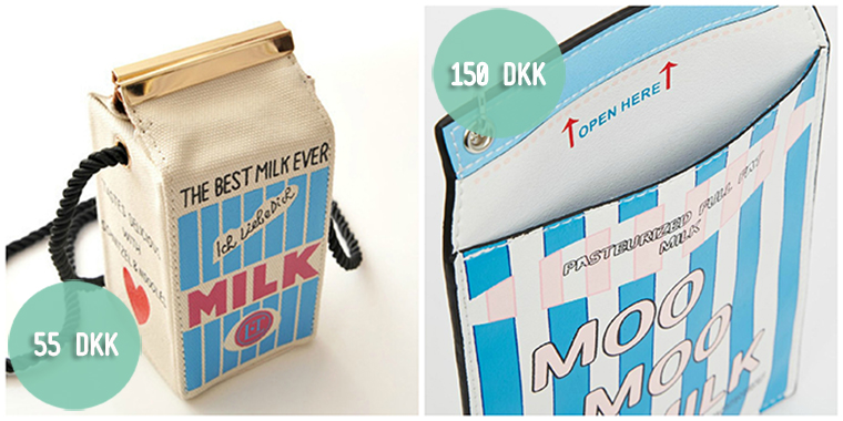 Milk Bags