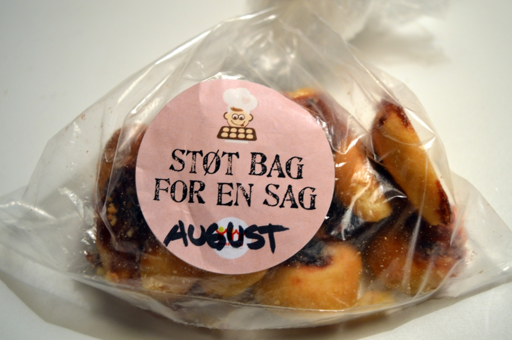 Bag For En Sag