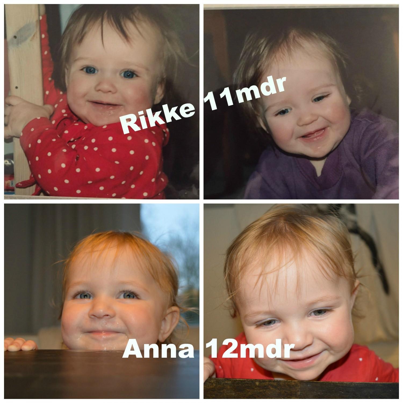 collage Anna og RIkke 1
