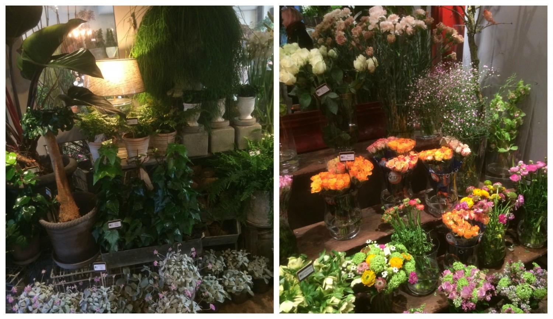 blomsterhandler