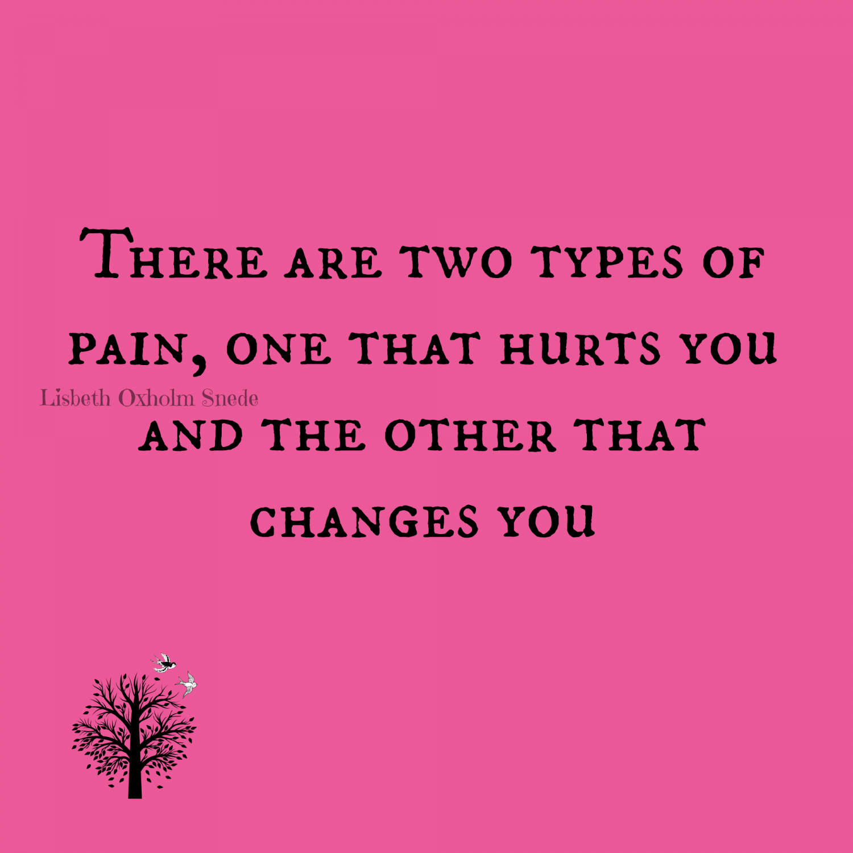Citat pain
