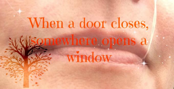 citat when a door closes