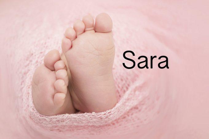 sara-pigenavn