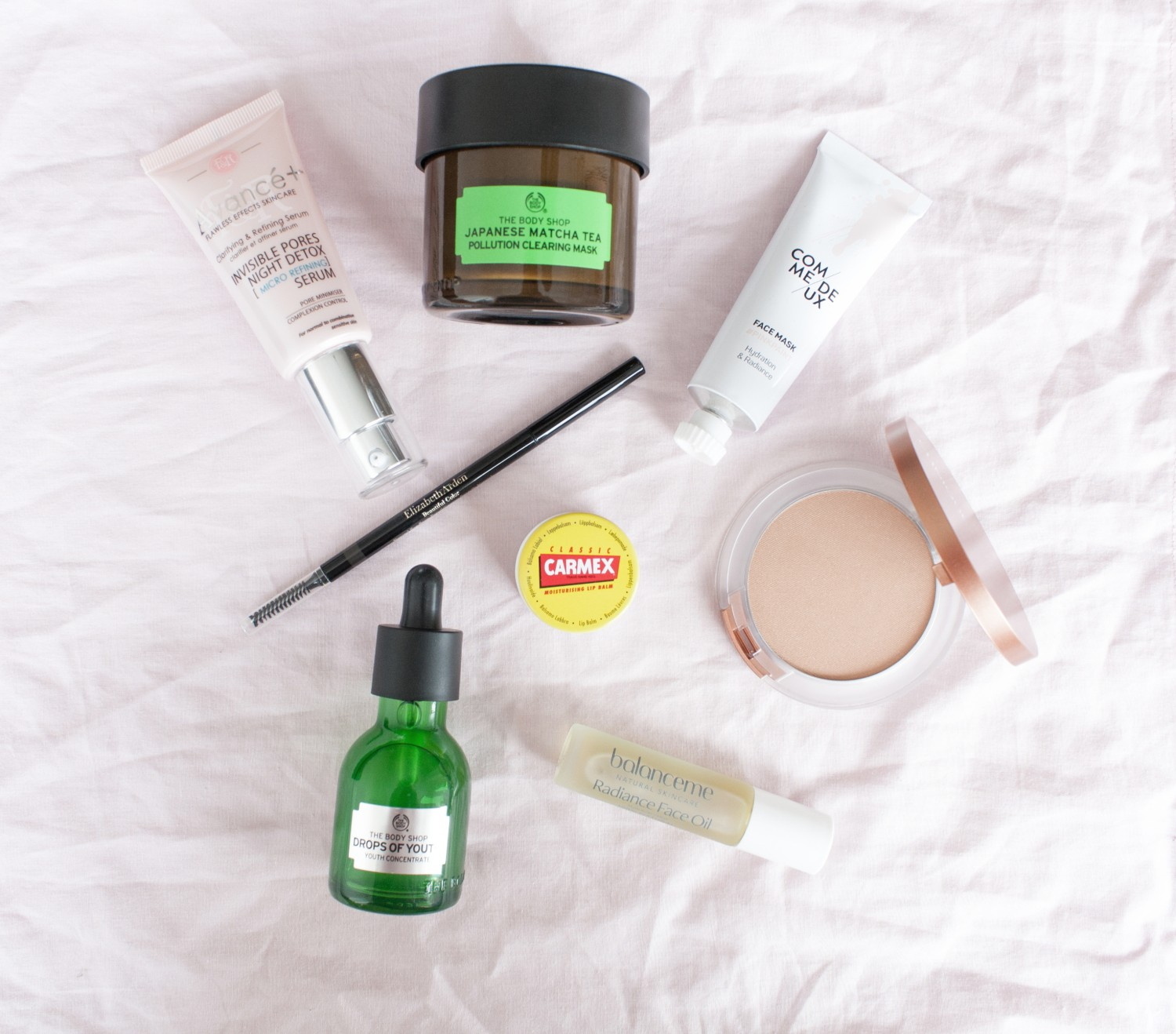 beauty favoritter
