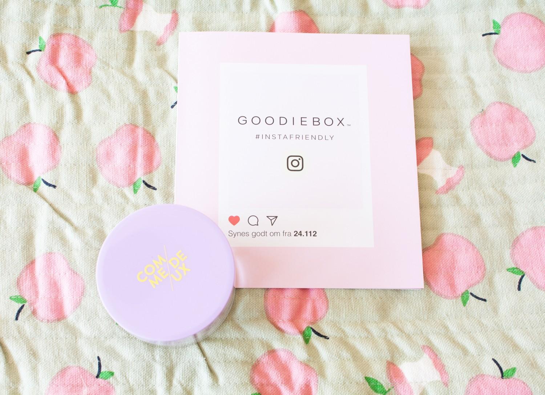 goodiebox insta friendly