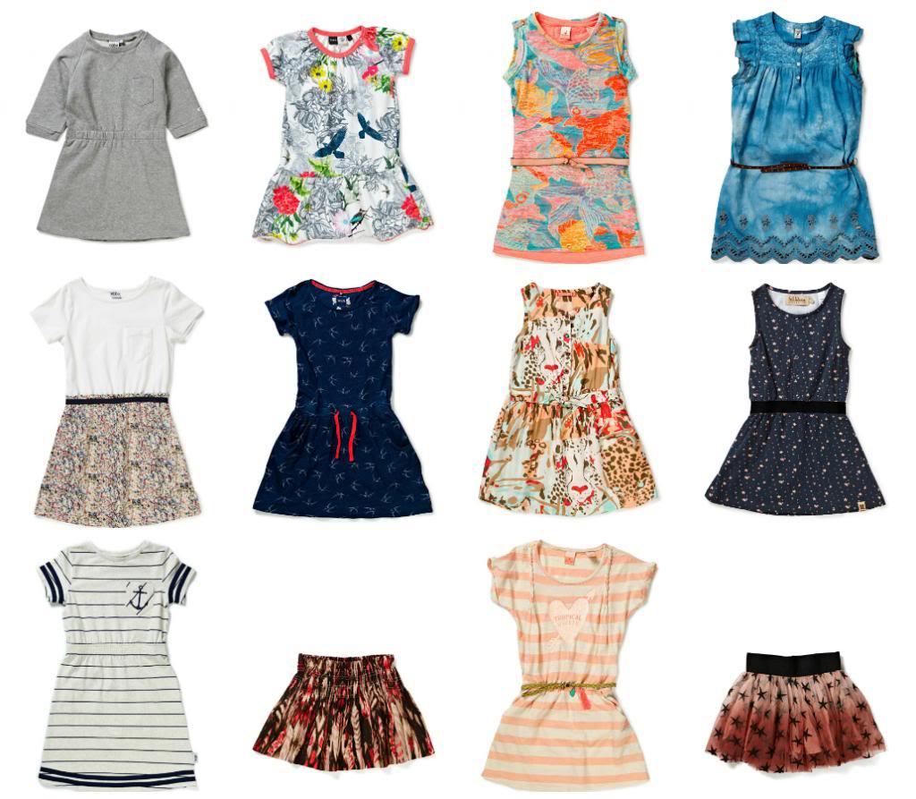 Kjoler og nederdele