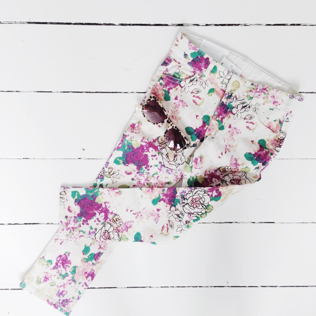 blomsterprint