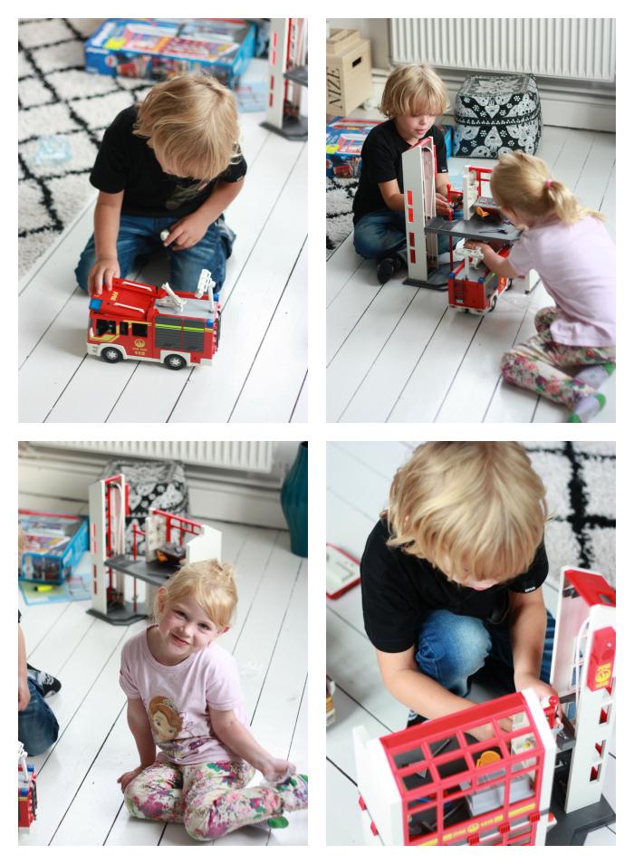 playmobil brandstation