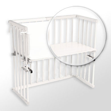 billig babybay seng bedside crib