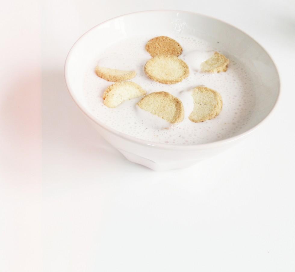 nem opskrift på jordbærkoldskål