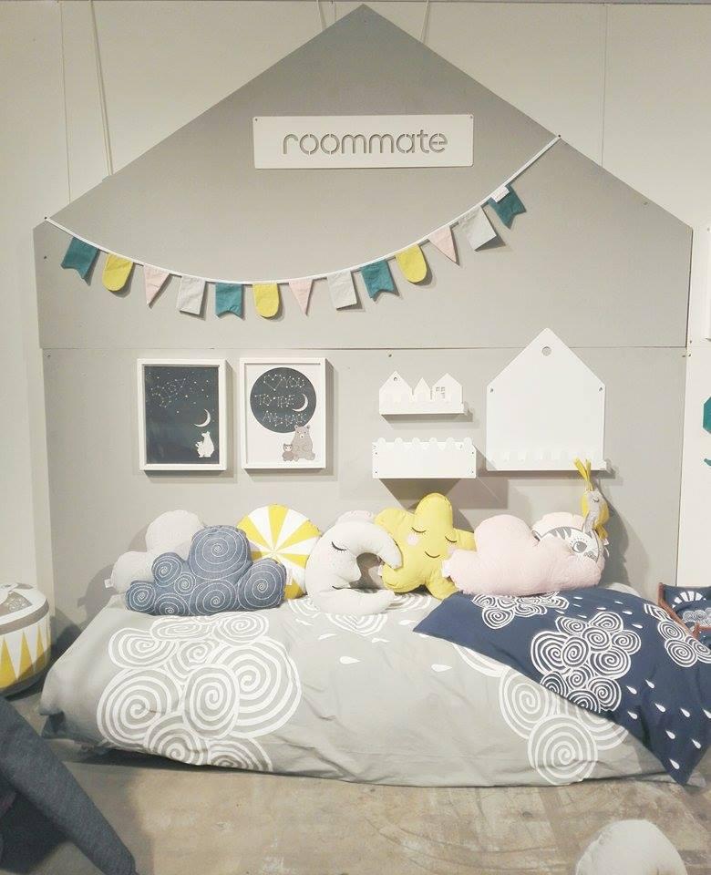 roommate interiør til børneværelset