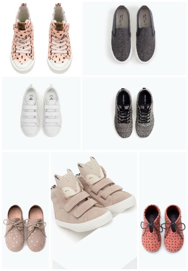 sko til børn på budget