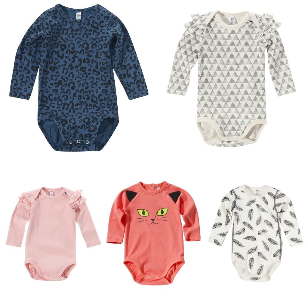 billige bodyer babytøj på budget